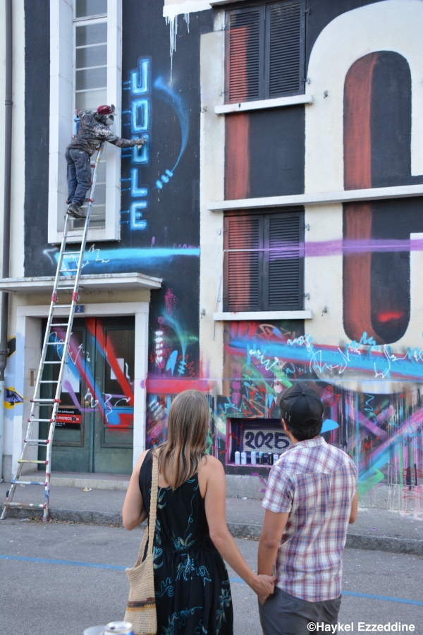 pump up the jam,pump up the jam volume 6,graffitis,graffiti,graffeurs,graffeuses,street art,joule de la joxion,bandi,amikal,saika,sid,jimox,swalt,esprit,whyre,stiiv,timer,kanos,louane,michael vauthey